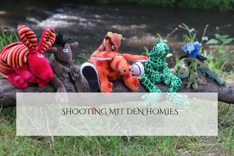Shooting mit den Homies
